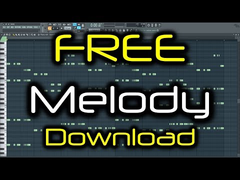 FL STUDIO MELODY FREE DOWNLOAD   Euphoric Melody for EDM, Hardstyle or Trance Music