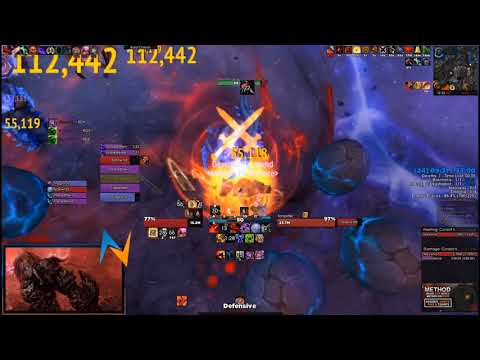 MDI Timetrials: Neltharion's Lair 15:34 | Naowh - Blood DK