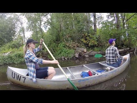 Canoeing in Seattle