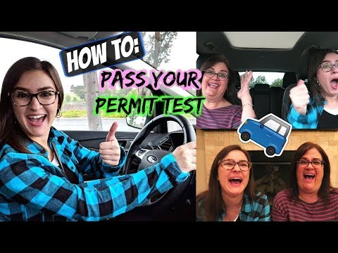 Getting my Permit at the DMV! + TIPS AND TRICKS - ADITL #7
