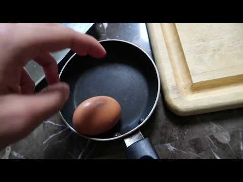 how to cook a fancy egg