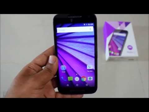 [2015] Moto G 3rd Generation - How to Customize a Ringtone.