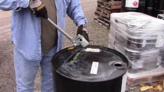 Making burn barrels for the homestead!