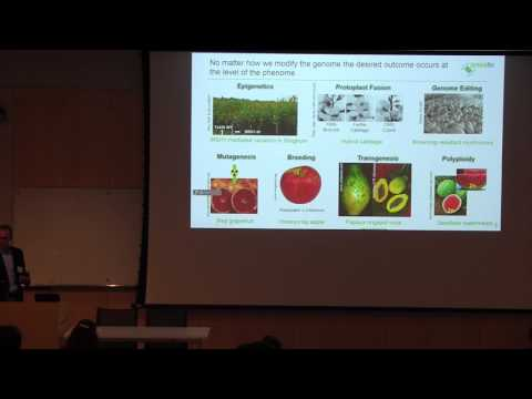 Todd DeZwaan: Phenotyping solutions for basic and applied research in plant biology and agriculture