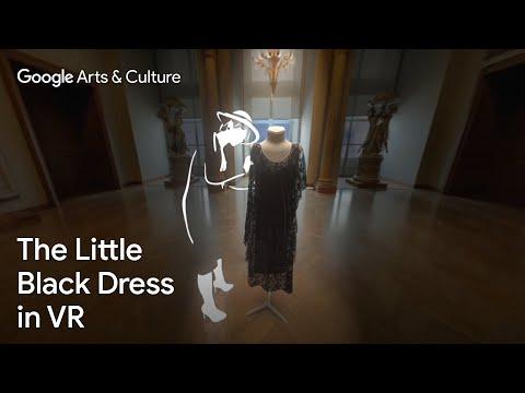 watch #WeWearCulture | Musée des Arts décoratifs: How did the black dress become an icon?