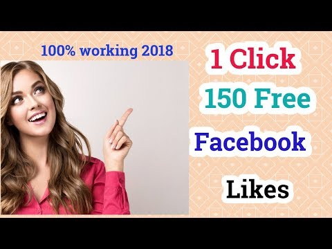 How to Increase Facebook Likes in Bangla (2018) |Get 150+ Likes in 1 Click on Facebook