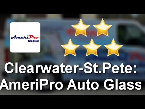 Windshield Replacement in Clearwater-St.Pete, AmeriPro Auto Glass Call: 727-205-4527