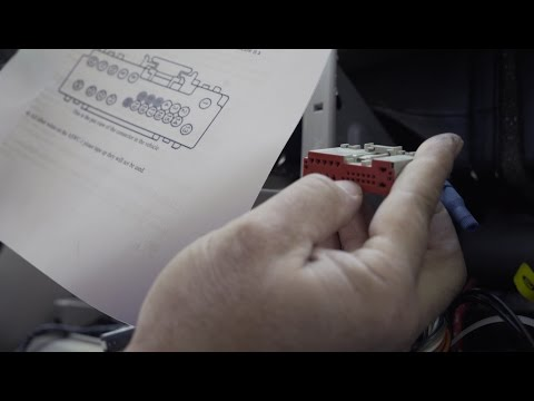 How to install an Axxess ASWC-1 steering wheel control adapter | Crutchfield video