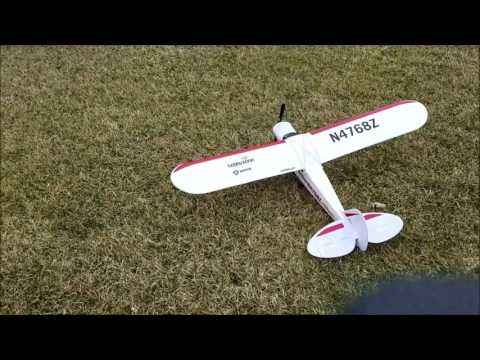 Flying Super Cub S by Horizon Hobby
