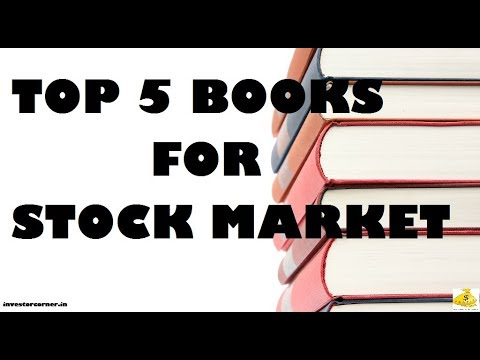 TOP 5 BOOKS FOR STOCK MARKET  INVESTING
