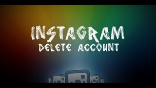 How To Temporarilypermenantly Delete Your Instagram Account Hd
