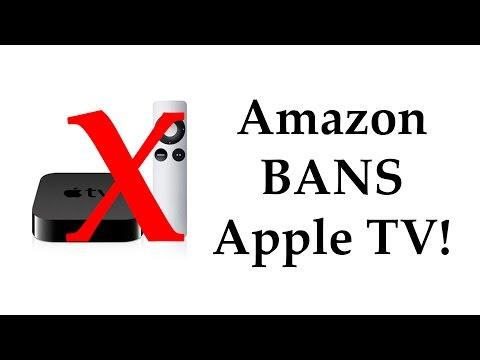 Amazon BANS Google Chromecast and Apple TV! (Oct 2015)