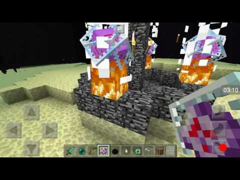 HOW TO SPAWN THE ENDERDRAGON WITH DRAGON EGG?!