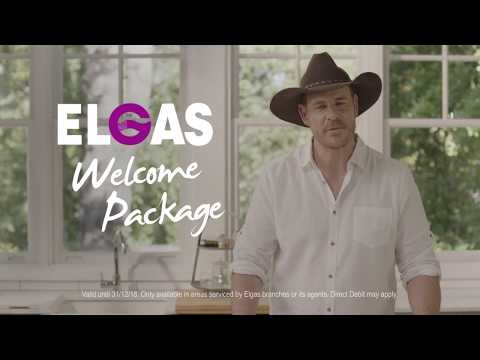 ELGAS 2018 Welcome Package!
