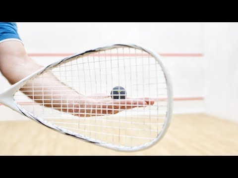 How to get more power in your Racquetball swing