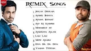 Top 10 Remix songs🎧EMRAAN HASHMI&HIMESH RESHAMMIYA REMIX❤️Suparhi🎵 songs Himesh Reshammiya songs💝