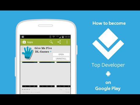 How to become a Top Developer on Google Play Store Glitch Bug
