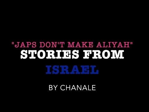 Japs Don't Make Aliyah
