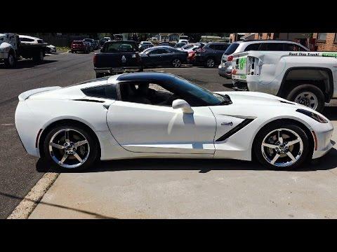 Supercharged Meth Injected XXXXhp C7 Corvette Sleeper Drive