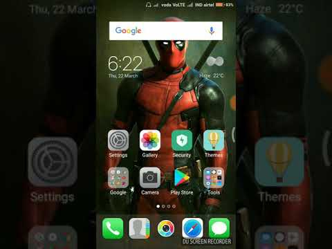 How to change your phone carrier network name?
