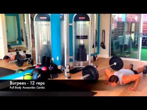 350 Calorie Blasting 20 Minute Workout