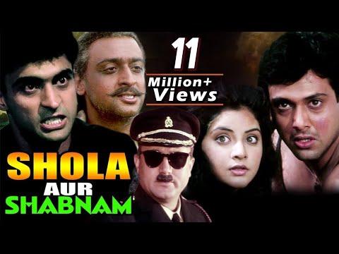 Hindi Comedy Movie   Shola Aur Shabnam   Showreel   Govinda   Divya Bharti   Anupam Kher