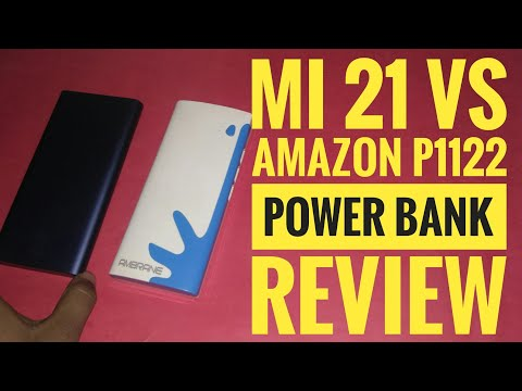 Ambran vs Mi power bank | Review after 1 Month of use 🇮🇳