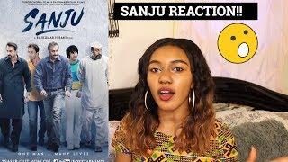 Sanju | Ranbir Kapoor | Rajkumar Hirani | TEASER REACTION!!