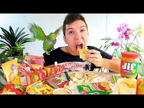 Cheese & Crackers • MUKBANG