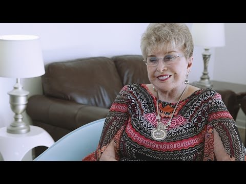 Mary Lou W. on how Dr. Moore was able to provide her with veneers