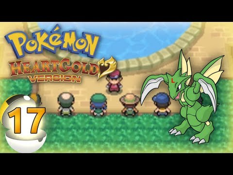 Pokémon HeartGold - Episode 17 - Bug Catching Contest