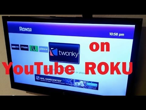Roku Tricks Hack: How to Play or Watch YouTube on Roku (read description)