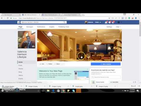 How To Create A Facebook Fan Page for MCA