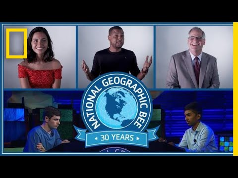 Watch National Geographic Staff Answer Nearly Impossible Geography Questions | National Geographic