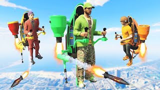 NEW $4,000,000 INSANE JETPACK DLC IN GTA 5!