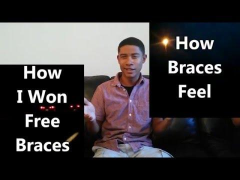 How I Won Free Braces - Josh Telling A Story