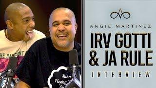 Irv Gotti Backs Jay-Z NFL Deal & Ja Rule Says There