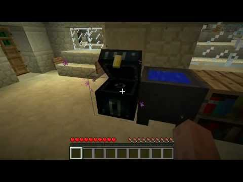 Minecraft Tutorial - How To Make A Ender Chest