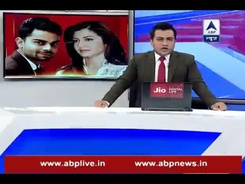 Virat Kohli refutes reports of engagement with girllfriend Anushka Sharma