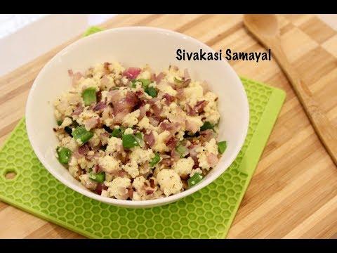 Paneer Burji(பன்னீர்புர்ஜி) Sivakasi Samayal / Recipe - 470