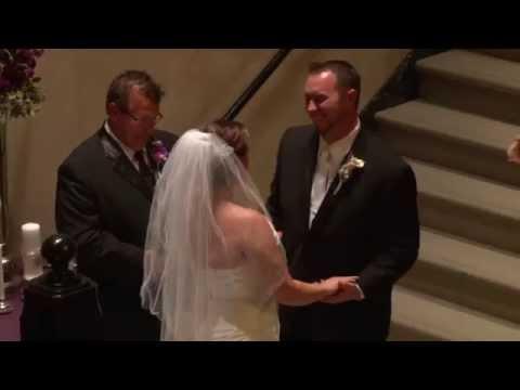 Taylor and Heath Highlights - Tulsa wedding video by Tulsa Event Video