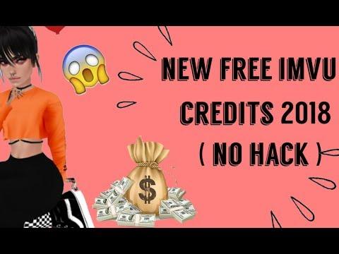 New imvu free credits 2018 no hack involved!