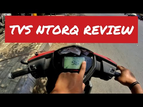 Tvs Ntorq✅On road review | Top speed, 0-60Kms, Suspensions, braking, comfort, Comparison, module.