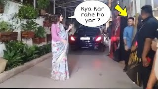 Omg ! Sonam Kapoor gets irritated by Anand Ahuja