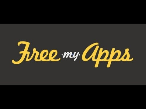 How to use FreeMyApps on Android!