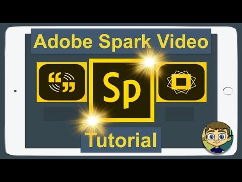 Adobe Spark Video 2016 Tutorial
