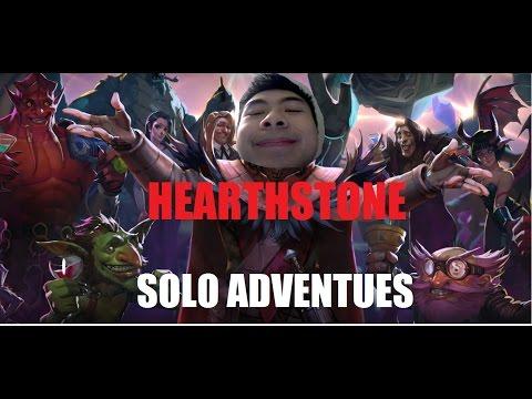 Hearthstone Tutorial: Solo Adventure
