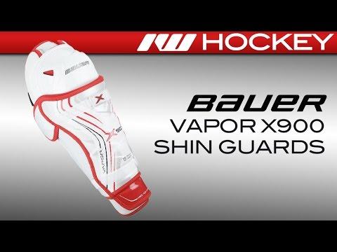 Bauer Vapor X900 Hockey Shin Guards Review