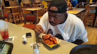 EXTREME HOT WING CHALLENGE