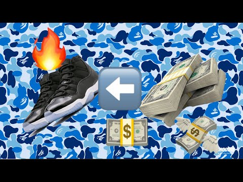 THE 4 EASIEST WAYS TO MAKE MONEY FOR SNEAKERS!!!!!!